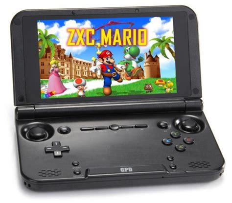 android handheld console gpd xd handheld android console pre orders open for
