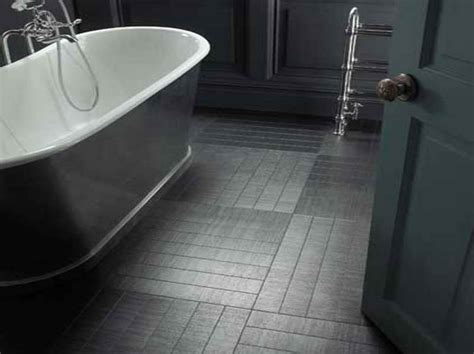 Black Bathroom Floor Tiles Bathroom Remodeling Bathroom Floor Tile Gallery The Best Source Of The Inspirations With Black