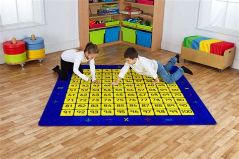 100 counting mat 100 square counting grid mat kmat edu quip