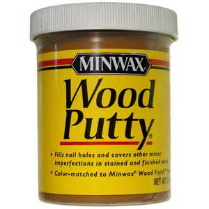 Roll Up Doors Interior Wood Putty