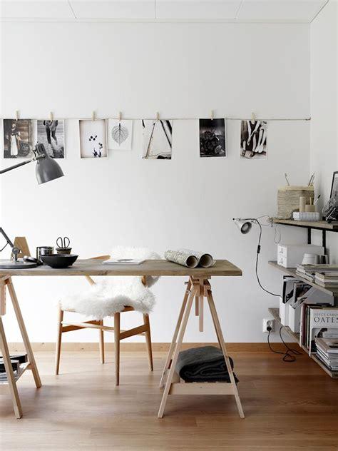 The Studio M Designs Styling Escritorios Con Caballetes Decoraci 243 N De Espacios De Trabajo En Casa