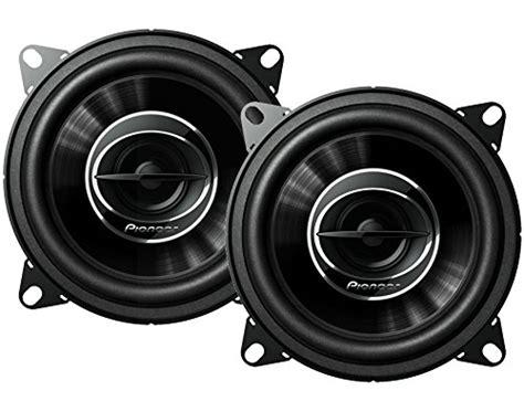 Audio Speaker 4inch Dual Cone car audio pioneer ts g1045r dual cone 4 inch 210 w 2 way speakers set of 2 11street malaysia