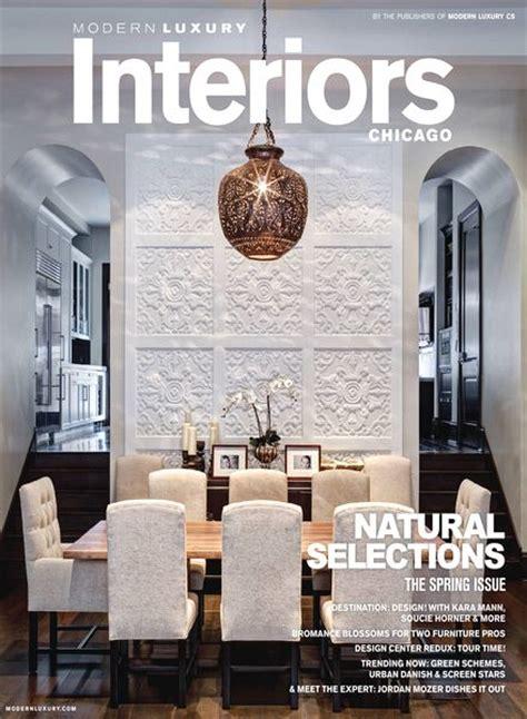 modern luxury interiors chicago magazine spring