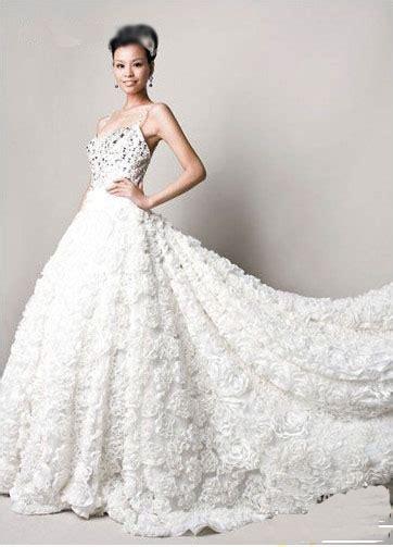 princess looking wedding dresses ioiom 2012 big skirt princess style wedding dresses
