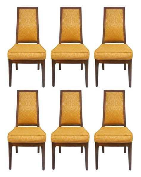 In Mode Furniture by 1950s Dining Chairs By Kipp Stewart For Cal Mode Furniture
