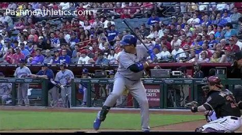 adrian gonzalez swing adrian gonzalez hitting slow motion home run baseball