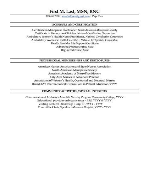 Practitioner Resume Exle by Practitioner Resume Sle Professional Resume