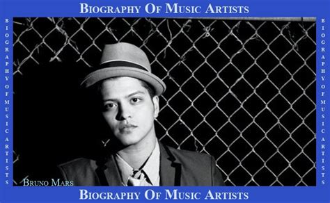 born bruno mars biography of music artists biography of bruno mars