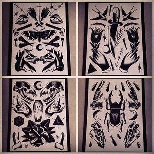tattoo flash prints for sale tattoo flash prints for sale by james craddock on our