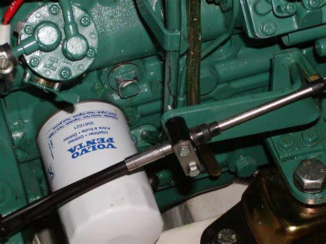 gregor boat drain plug volvo md2030 draining coolant myhanse hanse yachts