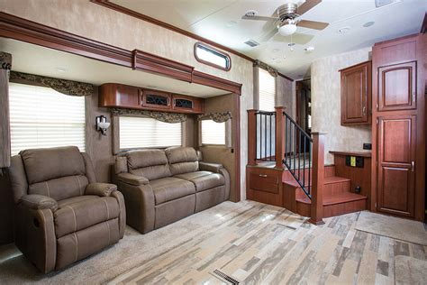 4 bedroom rv 3 bedroom 5th wheel fifth wheel rv remodel before and