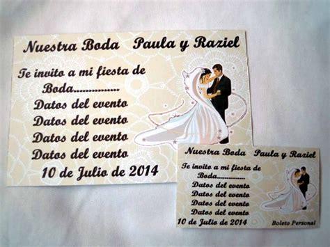 invitaciones de boda por 30 centimos invitaciones de boda por 30 centimos apexwallpapers 30 invitaciones economicas tarjeta y boleto boda xv a 241 os 4 120 00 en mercado libre