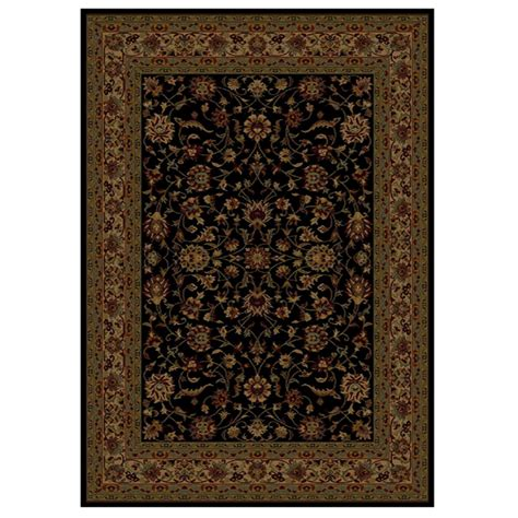 Shaw Living Area Rugs Shop Shaw Living Palace Kashan 7 Ft 8 In X 10 Ft 9 In
