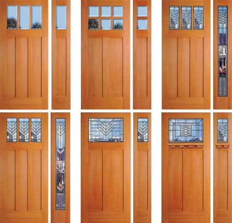 Douglas Fir Exterior Doors Douglas Fir Exterior Doors For Homes Washington Energy Services