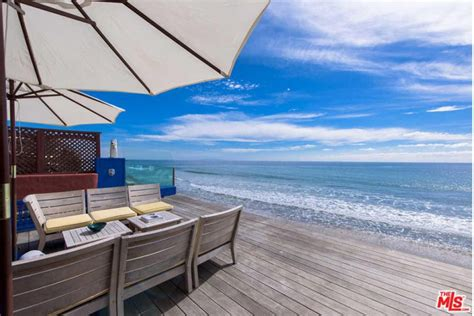 trulia malibu rent sting s malibu beach house for the summer celebrity