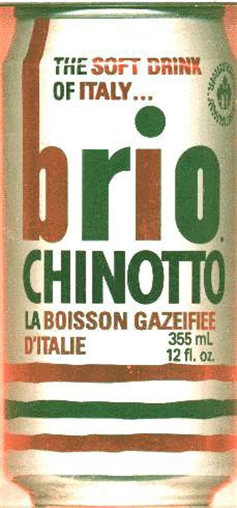 brio chinotto canada brio chinotto 355ml the soft drink of it canada