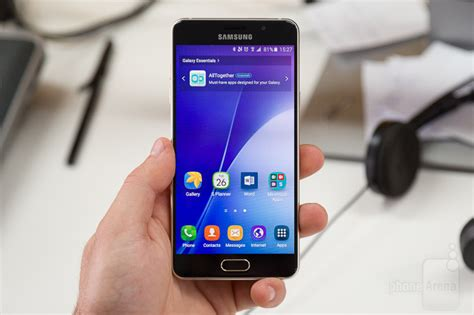 samsung galaxy   review