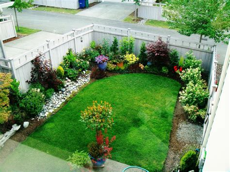 Small Landscaped Gardens Ideas Best Landscape Design For Small Backyard Gardening Diy Landscape Designs