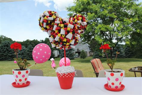 minnie mouse backyard party mickey and minnie mouse flower and garden birthday party