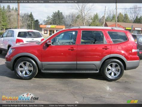 Kia Borrego V8 Spicy 2009 Kia Borrego Ex V8 4x4 Photo 14