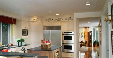 Kitchen Recessed Lighting Design Pot Lighting Kitchen Layout House Furniture
