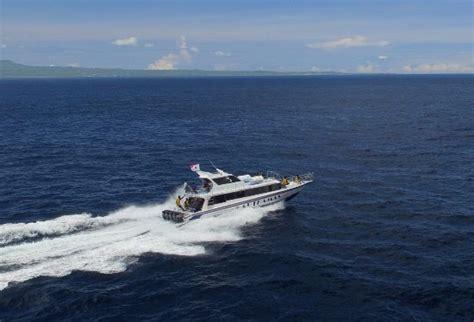 fast boat sanur to nusa lembongan gforce fastboat nusa lembongan sanur indonesien omd 246 men