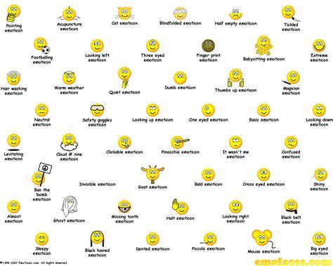 fb emoticon computer emotion symbols facebook chat emoticons symbols