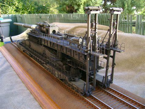 Bombe Peinture Dorée 276 by Canon Quot Quot German 80 Cm K E Railways Gun 1 72