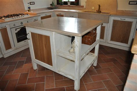 isole per cucina isola pallet idee cucina