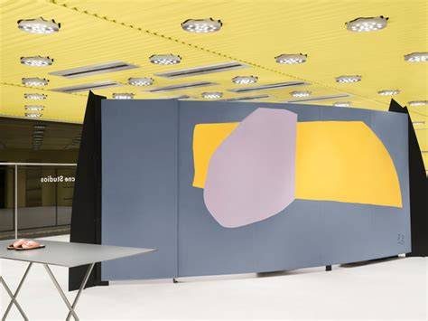 Design Store Moss Opens In La by Acne Studios Opens Gallery Style Acid Yellow Store In West