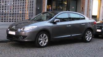 Renault Fluent Renault Fluence History Of Model Photo Gallery And List