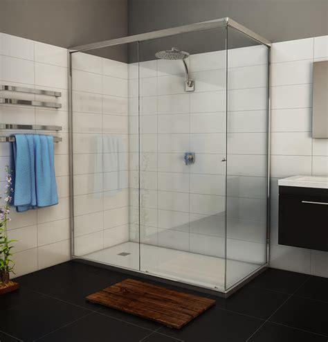 cheap bath shower screens bathroom shower screens april identiti2 fixed panel