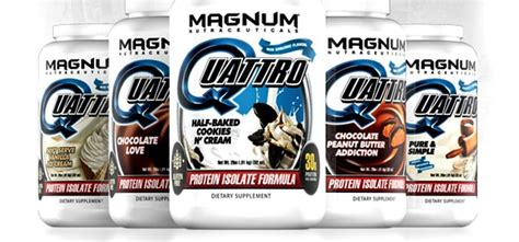 Magnum Whey Protein magnum s protein powder quattro rebranded and launched in