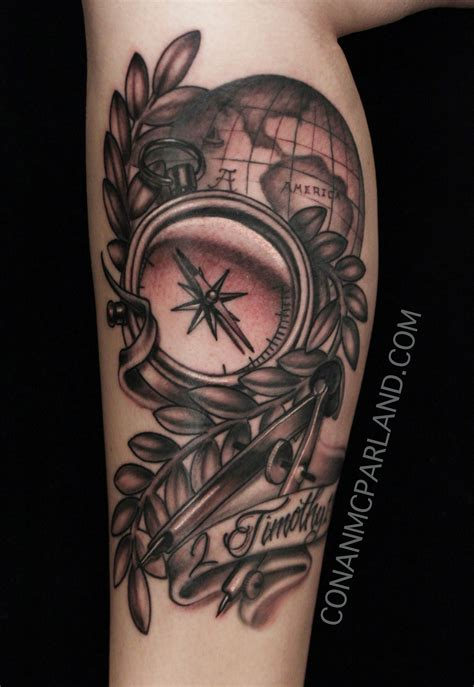 tattoo charlotte nc artist conan mcparland