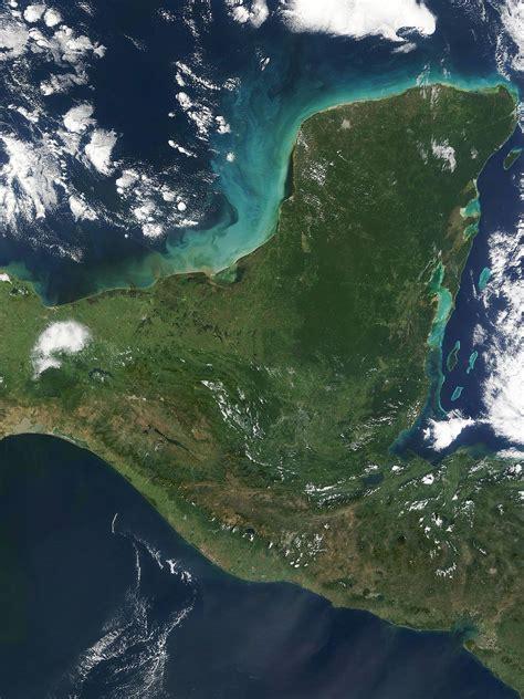 caracteristicas de imagenes satelitales wikipedia pen 237 nsula de iucat 227 wikip 233 dia a enciclop 233 dia livre