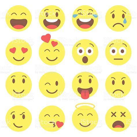 emoji vector emoji set icons stock vector art 516626994 istock