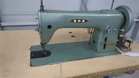 Learn Auto Upholstery by Auto Upholstery Sewing Machine Standard Basics
