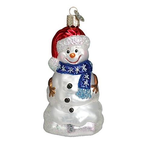snowman christmas tree ornaments great gift ideas