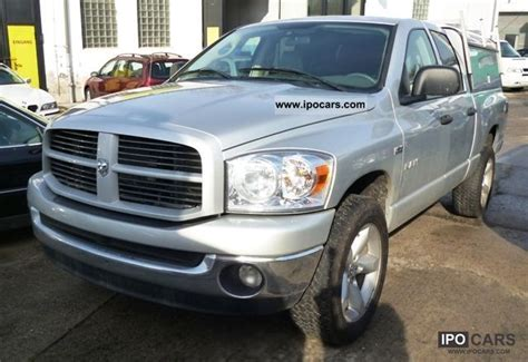 2008 dodge ram 5 7 hemi v8 hardtop 4x4 air