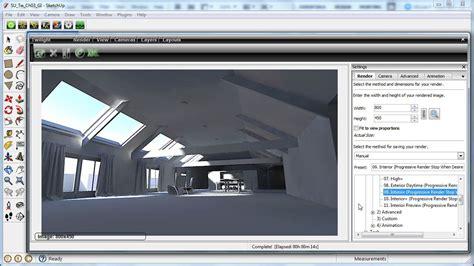 vray sketchup tutorial lynda sketchup rendering using twilight