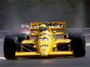 Ayrton Senna Lotus Senna Motorsport Rants