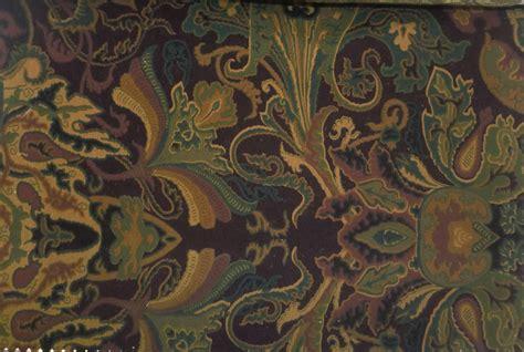 Ralph Lauren Fabrics For Home Decorating by Ralph Lauren Fabrics Lcf66522f Lakota Paisley