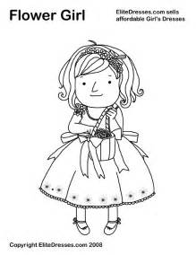 Girl s dresses coloring pages and pictures free and printable