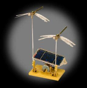 hi tec solar panel parts solar powered dragonfly tamiya 76007