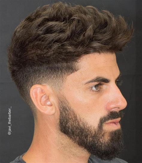 young mens haircuts for thick curly hair coiffure homme 2017 50 meilleurs coupes de cheveux pour