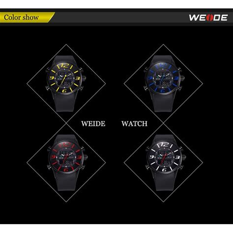 Rp Weide Japan Quartz Miyota Led Sports 30m Wh2309 3 weide japan quartz silicone miyota sports