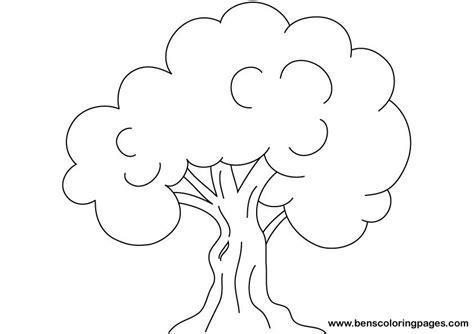 imagenes para dibujar un arbol 66 dibujos de 193 rboles para colorear oh kids page 7