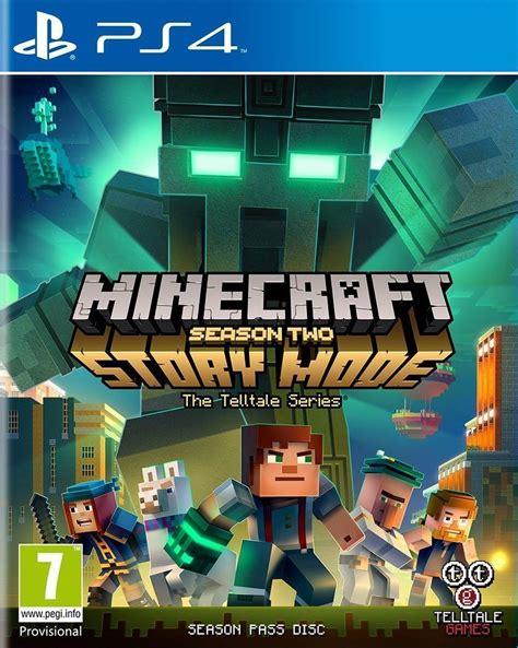 Ps4 Minecraf Story Season2 minecraft story mode season two ps4 juegosadn