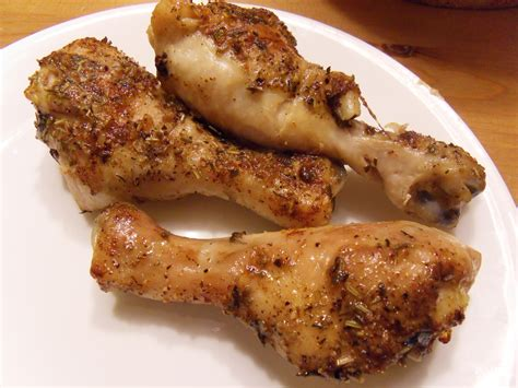 baked chicken drumsticks recipe dishmaps