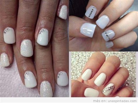 imagenes de uñas pintadas de blanco u 241 as pintadas archivos u 241 as pintadas